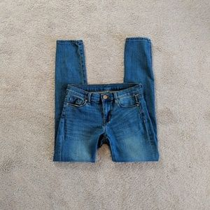 Urban Outfitters BDG Light Wash Skinny Jeans
